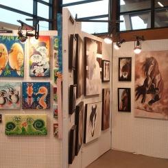 Exposition Féerie des couleurs 2016